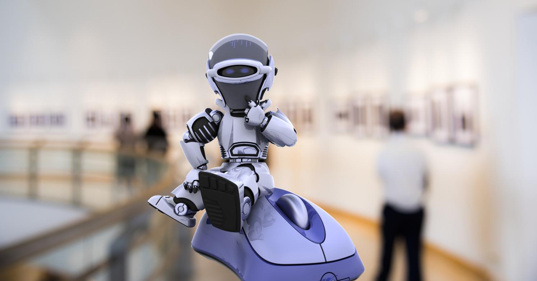 Robotica la Muzeul Antipa