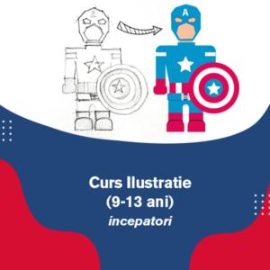 curs ilustratie