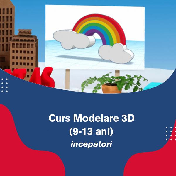 curs modelare 3D