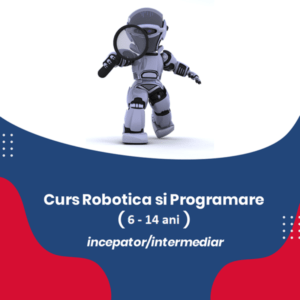 curs robotica si programare