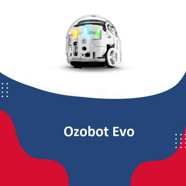 robot ozobot evo